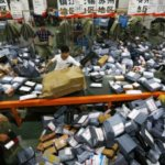 中國「光棍節」網上購物創下新紀錄