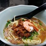 府城國宴料理!從一碗擔仔麵發現,台灣與義大利享用麵食的偏好