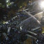 南韓7年來最大示威》首爾13萬人抗議遭強力鎮壓 逾140傷1命危