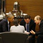 巴黎恐攻》歐巴馬會普京 美國俄羅斯聯手打擊伊斯蘭國有譜
