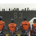 中美南海爭端緊張之際美驅逐艦停靠上海