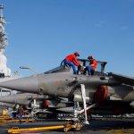 法國戴高樂號航空母艦搭載26架戰機 千里奔襲「伊斯蘭國」