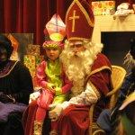 守護孩子的純真!真人版耶誕老公公降臨荷蘭了