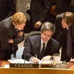 聯合國安理會一致通過 呼籲成員國聯合打擊伊斯蘭國