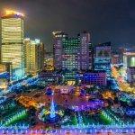 全球唯一360度3D立體光雕投影耶誕樹 就在新北市歡樂耶誕城
