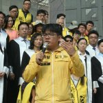 與柯建銘整合破局,邱顯智登記參選新竹市立委