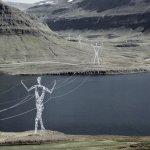 佇立在冰島山區的這些巨人是什麼?不會吃人,還可以解決台電的大煩惱!