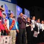 孫慶餘專欄:結束國民黨「一黨獨大」的決定性一役