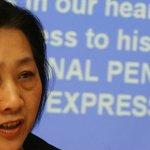 中國記者高瑜改判五年 監外執行