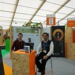 巴黎氣候大會揭幕「唐獎」設展出席 宣揚永續發展理念