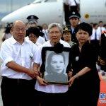 2011年曾談判換俘 但因羅賢哲案告吹