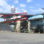 巡弋敘利亞》俄羅斯蘇愷34佩掛空對空飛彈 「提升自衛能力」