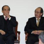 王金平率藍委宣示國會改革,柯建銘:不是真的