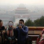 又冷又髒!大陸冷空氣南下帶霾害 PM2.5將紫爆全台
