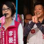 爭取民進黨支持 李晏榕、潘建志「軍備競賽」