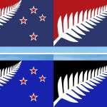 紐西蘭新國旗首輪公投 銀蕨與南十字星脫穎而出 15日確定最後結果