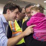 美國政客揚言封鎖穆斯林 加拿大總理溫暖迎接敘利亞難民