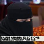 沙烏地阿拉伯地方選舉今登場 沙國女性投下人生第一張選票