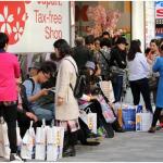 陸客救經濟,還是搞破壞?抗日70年也擋不了中國客到日本爆買