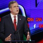 共和黨參選人辯論》聚焦反恐國安議題 傑布.布希槓上領頭羊川普