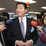 總統令:駐美代表沈呂巡准辭 高碩泰接任