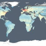 NASA全球空汙調查出爐 中國北方空氣品質最差、影響最廣