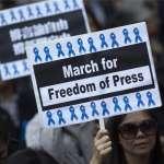 全球記者遭監禁狀況惡化 中國關押人數奪冠