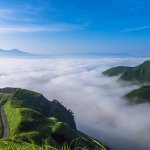 雲海就在腳底下,還有真實版魔法公主場景!8處讓人美到哭的日本絕景