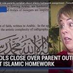 「伊斯蘭恐懼症」發作 美國反伊斯蘭民眾迫使全郡學校停課