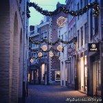 荷蘭邊界古城「馬斯垂克耶誕市集」童話般登場!白天、夜晚風情大不同