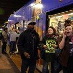 「黑人的命也是命」聖誕前夕全美快閃抗議要求正義