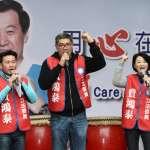 連勝文批柯文哲太自戀 ,柯P捧連是「國民黨史上最強候選人」