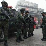 中國全國人大通過《反恐怖主義法》