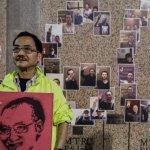 中國異議人士劉曉波獄中度過60歲生日