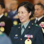 國軍將領晉升,國安局首位女少將亮相