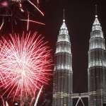 璀燦壯麗迎接2016年 全球煙火一次看個夠!