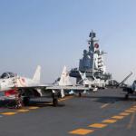 中國已在開發核動力航艦?美媒:半殘的艦載機戰力才是問題癥結
