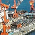 陸媒:中國新航母最快今年下半年下水