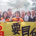 與蔡英文陳菊當面會談,工鬥團體:我們代表千萬勞工