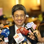 政見發表會》「又來了!」  陳建仁:王如玄不斷扭曲民進黨政策