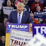 美國總統大選》首支競選廣告濫用畫面糗被抓包 川普辯稱「故意的」