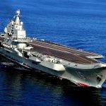 共軍「遼寧號」航母出第一島鏈 國軍研判將繞台示威