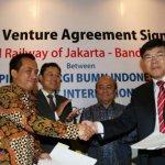 中國承建印尼高鐵項目將於本月開工