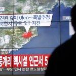 北韓試爆氫彈,總統召集「國安高層會商」