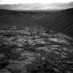 NASA「好奇號」傳回360度火星全景照 見證納米布沙丘風采