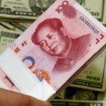 離岸人民幣兌美元匯率跌破6.7創5年新低