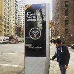 呼吸著Wi-Fi!谷歌大神出手,紐約免費無線上網來了!