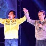 時代力量催政黨票 李遠哲:回國21年 今天最高興