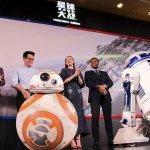 迪士尼賣力行銷有回報《STAR WARS:原力覺醒》中國首日票房上看11億