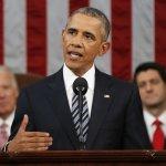 歐巴馬最後一次國情咨文》重申美國的全球霸主地位 呼籲推動政治改革